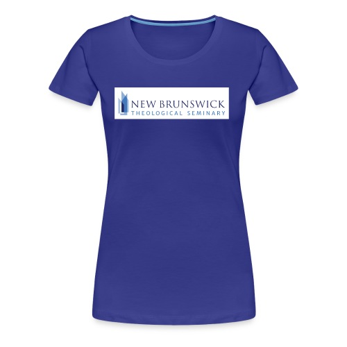 NBTS Logo - Collection 2 - Women's Premium T-Shirt
