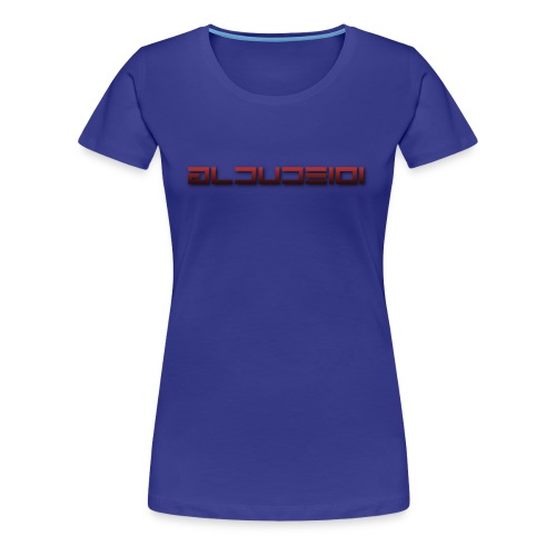 Aldude101 Fan Shop - Women's Premium T-Shirt