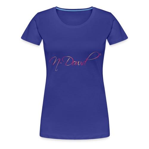 N-Dowd Brand Name - Women's Premium T-Shirt
