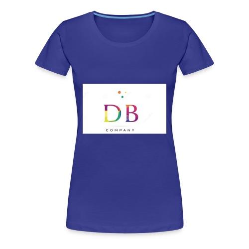 Dope Boss Company - Women's Premium T-Shirt