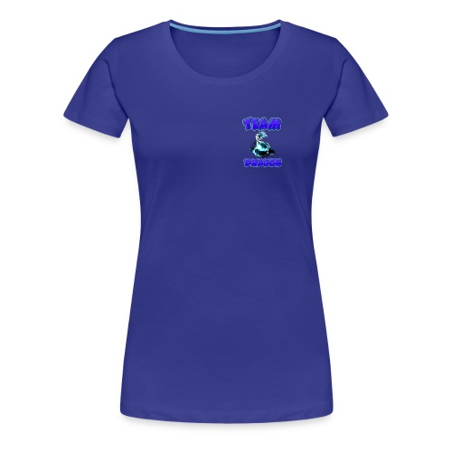 Team Blue Dragon - Women's Premium T-Shirt