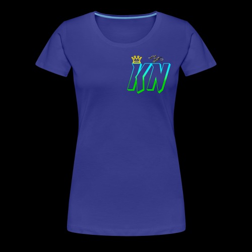 2018 keag and Nate Logo - Women's Premium T-Shirt