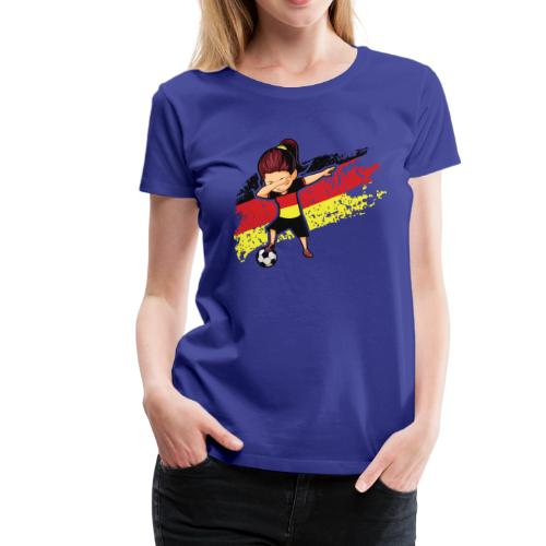 Germany flag t shirt - Women's Premium T-Shirt
