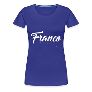 Franco Paint - Women's Premium T-Shirt