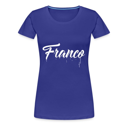 Franco Paint - Women's Premium T-Shirt