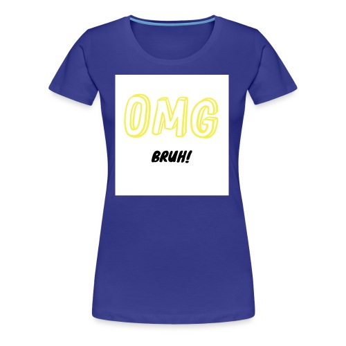 The Classic OMG - Women's Premium T-Shirt