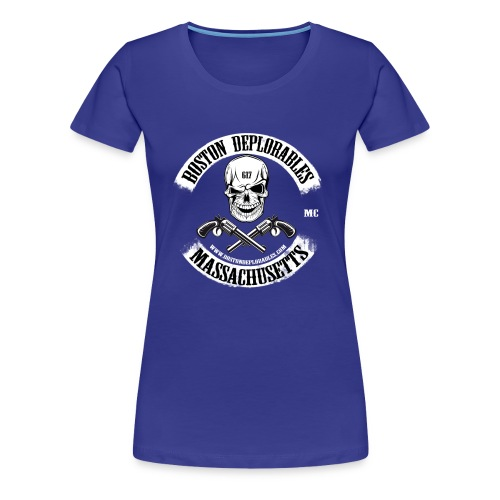 boston deplorable - Women's Premium T-Shirt