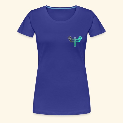 iL Era Tiny Logo - Women's Premium T-Shirt