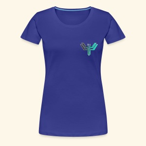 iL Era Tiny Logo - Women's Premium T-Shirt