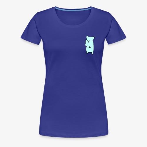 Rainbow Hamz Official Logo - Women's Premium T-Shirt