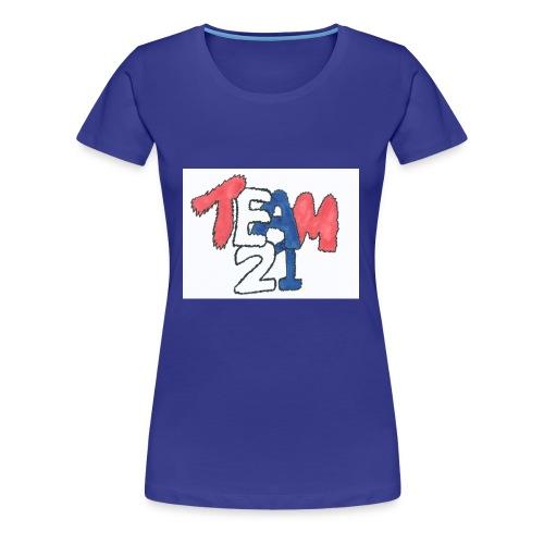 team 21 the best - Women's Premium T-Shirt