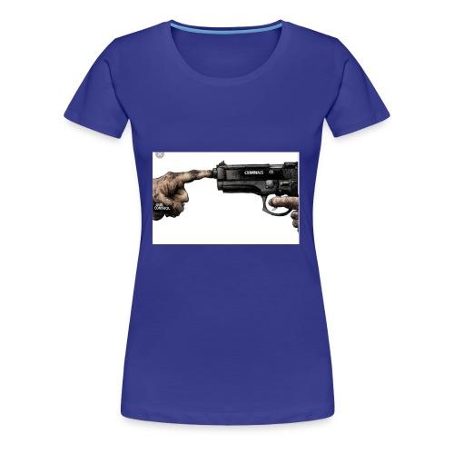 Nogunz - Women's Premium T-Shirt
