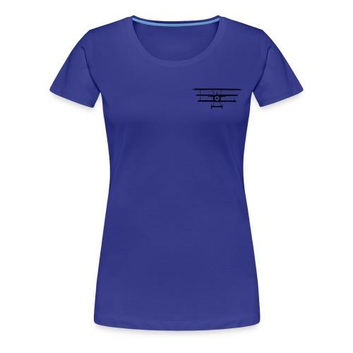 Fokker Plane - Women's Premium T-Shirt