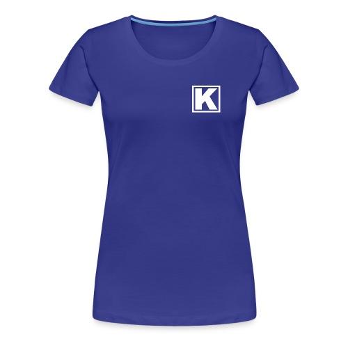 KBDesigns - Women's Premium T-Shirt