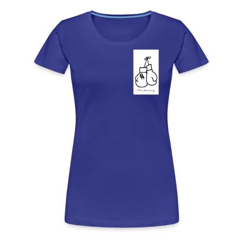 Hots merch Here - Women's Premium T-Shirt