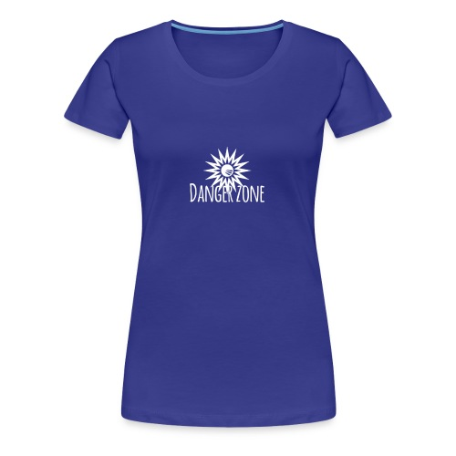 Danger zone - Women's Premium T-Shirt