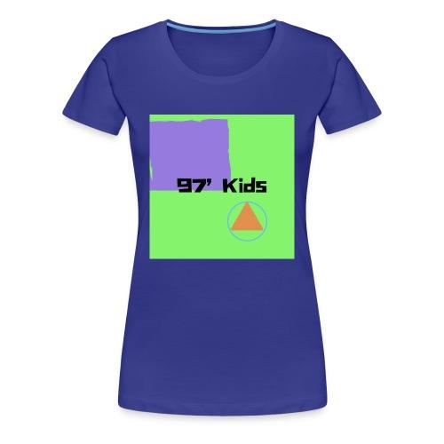 97 Kids - Women's Premium T-Shirt
