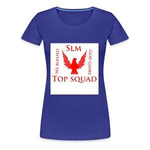 Top squad - Women's Premium T-Shirt