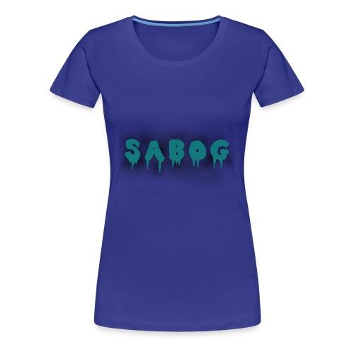 Sabog - Women's Premium T-Shirt