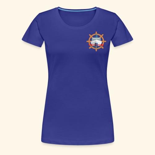 Cruise Everyday Logo - Women's Premium T-Shirt