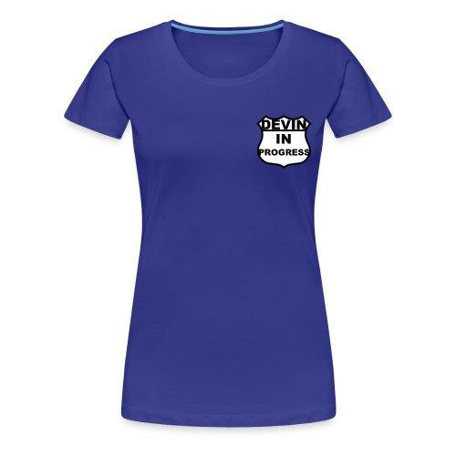 D.I.P.P.D. - Women's Premium T-Shirt