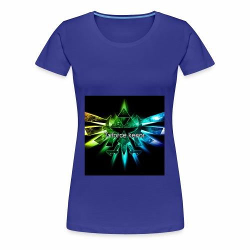 Teme logo - Women's Premium T-Shirt