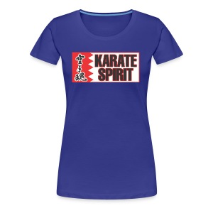 Suzuki Dojo Karate Spirit - Women's Premium T-Shirt