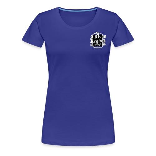 MARC Logo3 3 Colors - Women's Premium T-Shirt