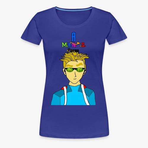 Andy For Merch MANS Cinema - Women's Premium T-Shirt