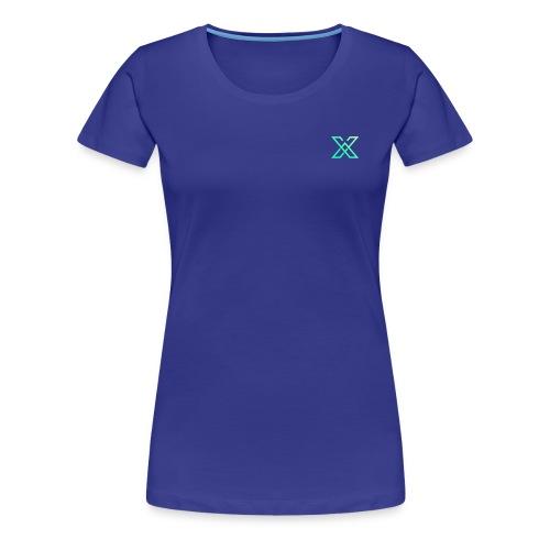 Blue Edition - Women's Premium T-Shirt