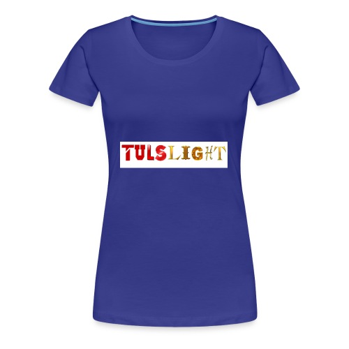 TULSLight products - Women's Premium T-Shirt