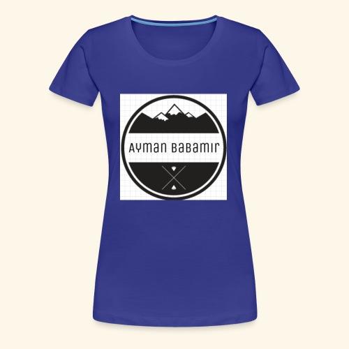 Ayman Babamir - Women's Premium T-Shirt