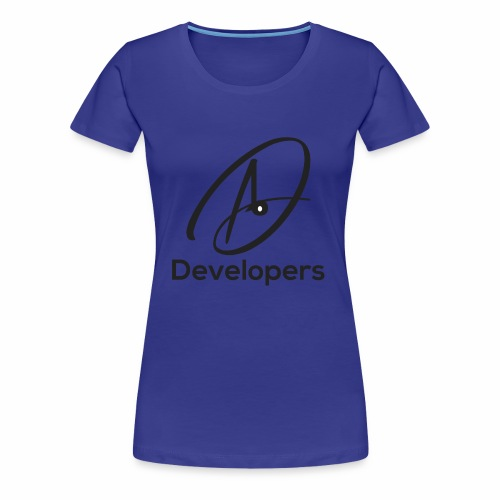 a Developers - Women's Premium T-Shirt