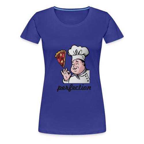 i love pizza, just perfect - Women's Premium T-Shirt