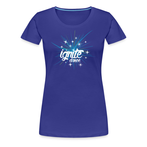 ignite logo - Women's Premium T-Shirt