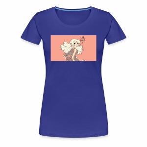 Space girl - Women's Premium T-Shirt