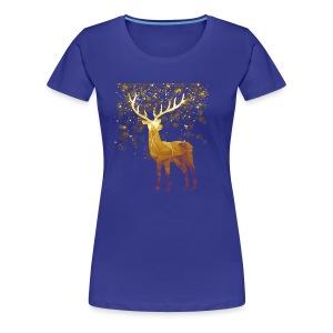 Deer Lover T shirt - Women's Premium T-Shirt