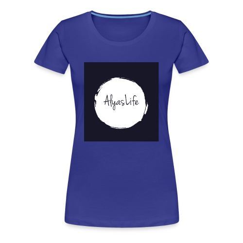 Alyaa Williams - Women's Premium T-Shirt