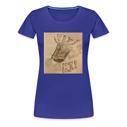 Fly High! - Women's Premium T-Shirt