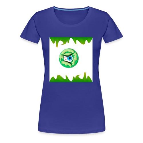 #Odd Slime T-shirt - Women's Premium T-Shirt