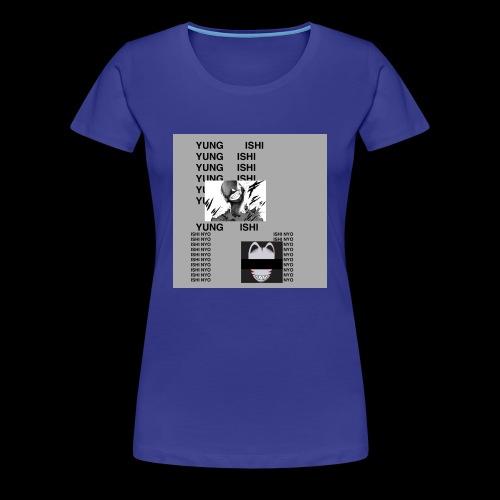 ISHI BRAND - Women's Premium T-Shirt