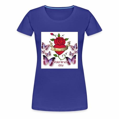 Happy Valentine's Day - Women's Premium T-Shirt