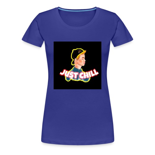 Just chilling - Women's Premium T-Shirt