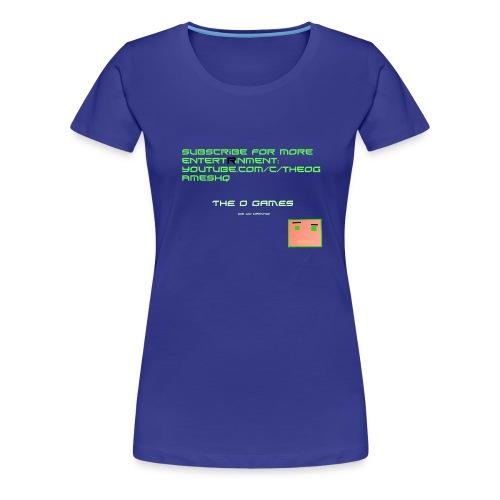 Pro Color MErch - Women's Premium T-Shirt