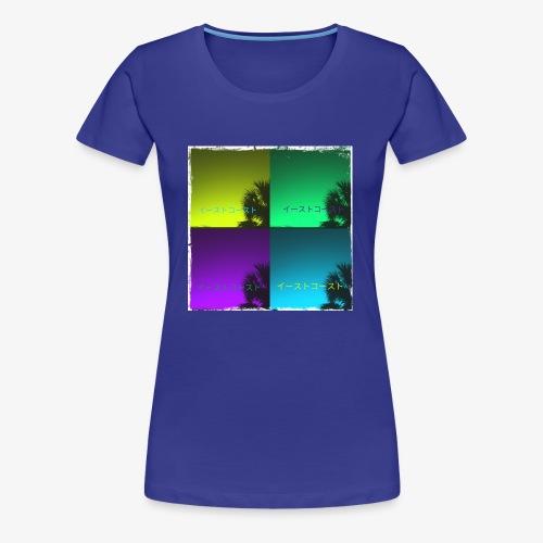 EastCoastAesthetic - Women's Premium T-Shirt
