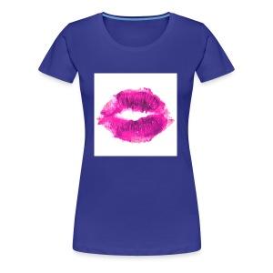 Lips of life... - Women's Premium T-Shirt