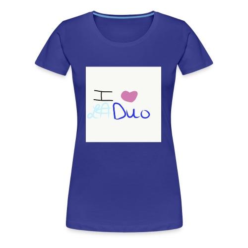 LA Duo - Women's Premium T-Shirt