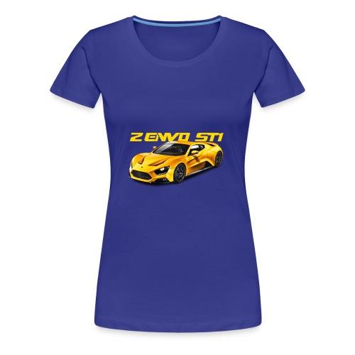Zenvo ST1 - Women's Premium T-Shirt