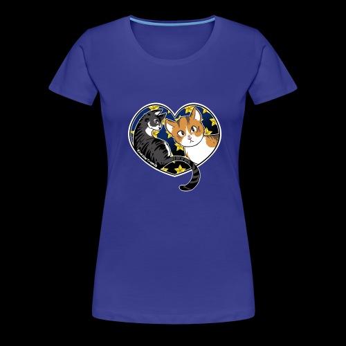 Fredo and Ruby - Women's Premium T-Shirt