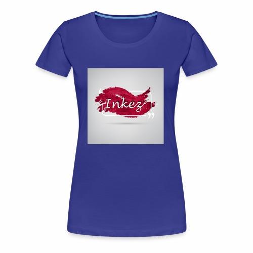 INKEZ LOGO - Women's Premium T-Shirt